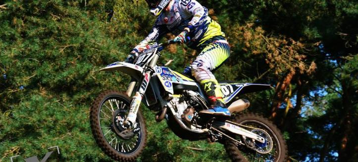 Lars van Berkel in de top vijftien in ADAC Masters in Gaildorf