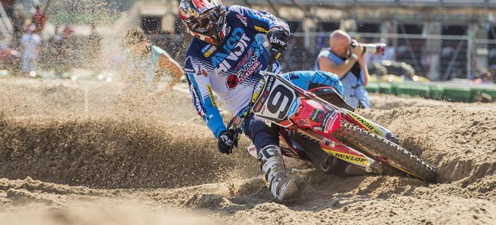 Race Report 24MX Lucas Oil Honda - Assen