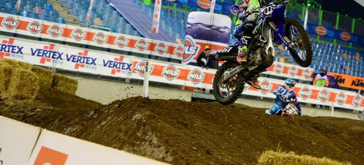 Movies: The best moments of the supercross in Arnhem