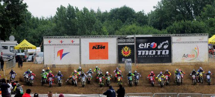 Relance van de Belgische motorcross