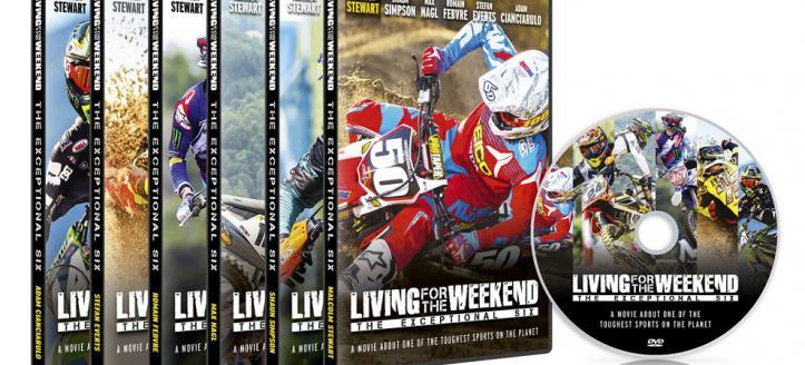 Nieuwe Living for the Weekend op 7 november in de bioscoop