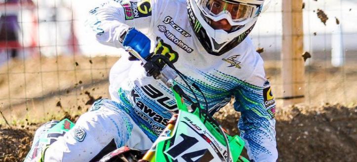 BUD Racing Monster Energy Kawasaki ready to start the 2017 season