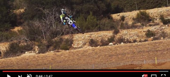 Movie: Bobryshev, Paulin, Tonus and others in action at Red Sand
