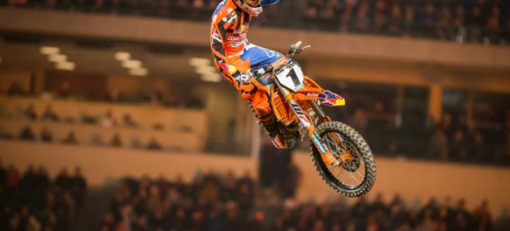 Video highlights AMA Supercross Anaheim 2