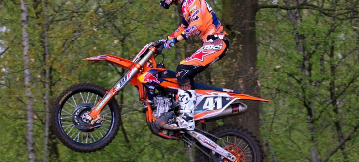 Double moto victory for Pauls Jonass in Valkenswaard