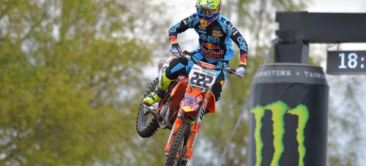Watch the best onboard moments with Cairoli and Paulin in Valkenswaard