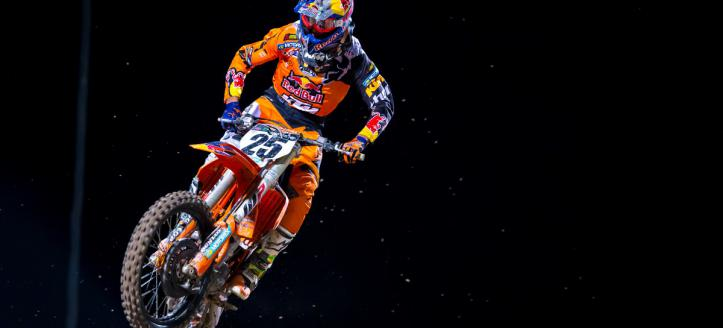 Marvin Musquin dominates Monster Cup in Las Vegas