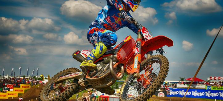 Watch how Cairoli and Seewer won the Grand Prix of Germany