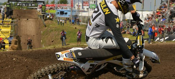 Onboard with Gautier Paulin at the GP of Germany