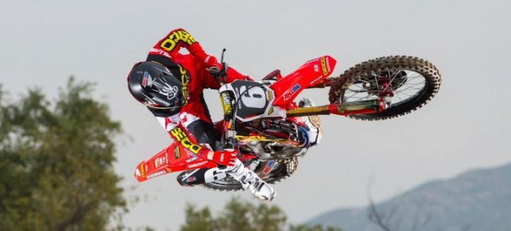 Jeremy Martin extends Geico Honda contract