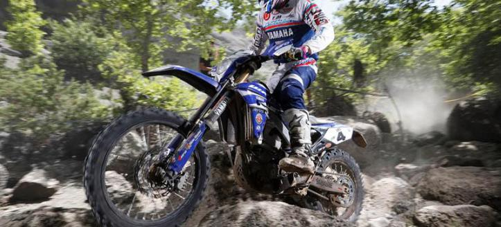 Film: Loic Larrieu wint spannende WK Enduro Supertest in Portugal