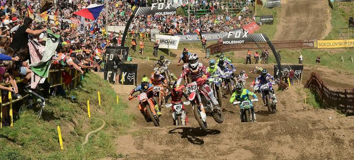 Watch how Cairoli and Jonass won the GP of Loket