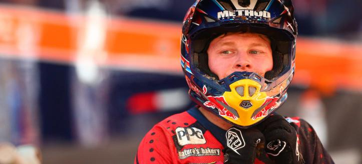 Troy Lee Designs/Red Bull/KTM's Martin Out For Washougal