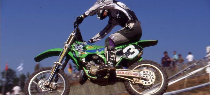 Sebastien Tortelli, a Kawasaki MX legend