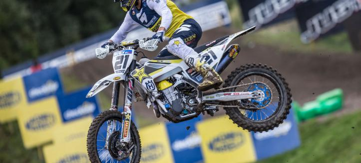 Onboard with Gautier Paulin in the GP of Sweden