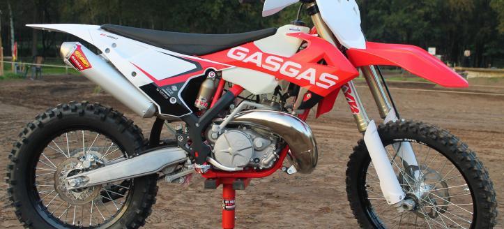 Met de GAS GAS XC250/300 van start in de MX1 en MX2 klasse