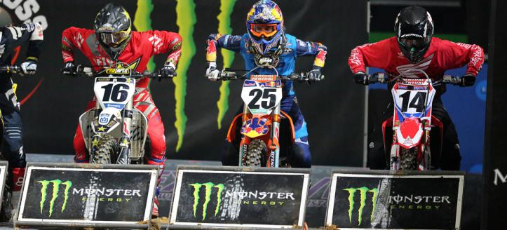 Marvin Musquin wins second night of the supercross in Paris