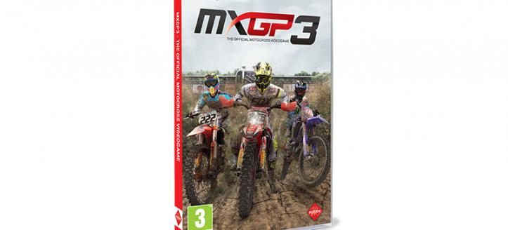 MXGP3 available in stores on NINTENDO SWITCH™