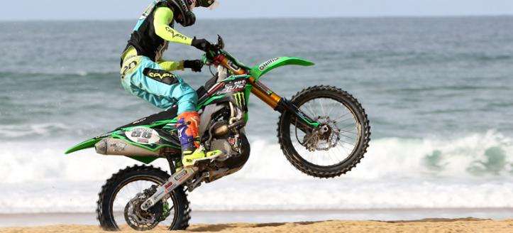 Brian Moreau ends the season with a win in Hossegor