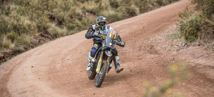 Twaalfde etappe Dakar Rally voor motoren afgelast
