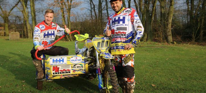 Radio interview: Daniel Willemsen & Marcel Beerten