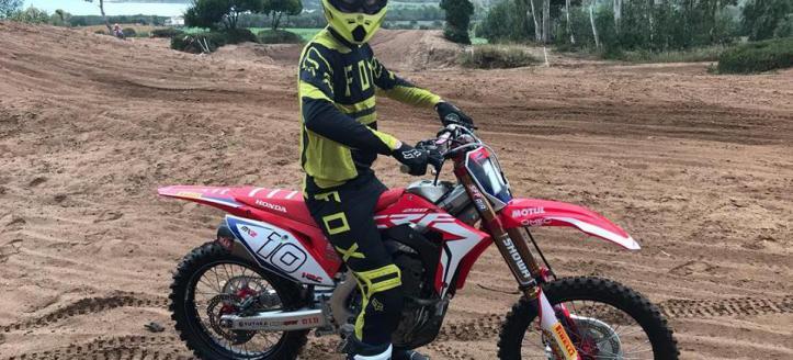 Movie: HRC MX Team 2018 - GARIBOLDI RACING