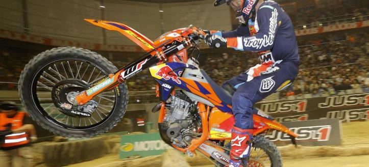 CODY WEBB CLAIMS THRILLING SUPERENDURO WORLD CHAMPIONSHIP WIN IN SPAIN