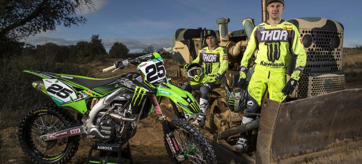 Video: The Monster Energy Kawasaki Racing Team is ready for the new season!