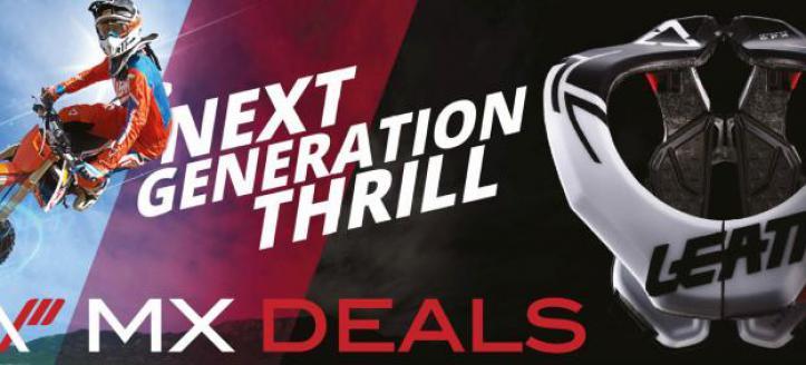 De Leatt Nekbrace GPX 3.5 nu uit voorraad leverbaar bij MX Deals!