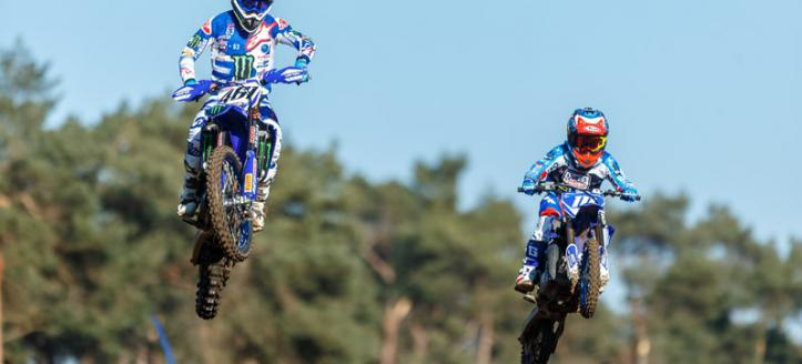 Yamaha Introduces First Ever Officially Supported EMX65 Team