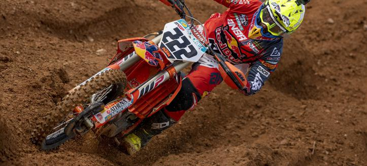 Movie: Antonio Cairoli FIM MXGP 2018 RD5 Portugal Moto 2