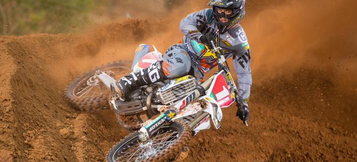 ROCKSTAR ENERGY HUSQVARNA FACTORY RACING EXTEND CONTRACT WITH ZACH OSBORNE