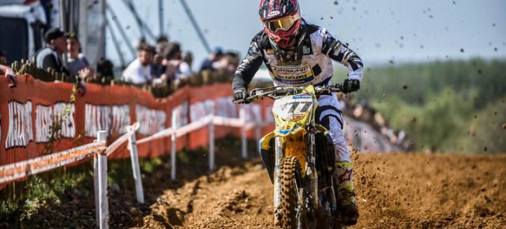 Evgeny Bobryshev Race Report – Maxxis British Motocross Championship Canada Heights