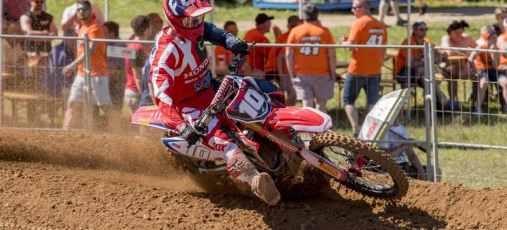 Gajser and Vlaanderen aiming high in Germany