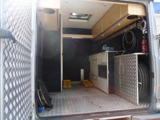 Mercedes Camper Van >> MOTOCROSSPLANET.NL - Mercedes Vario 615 Motorsport te koop