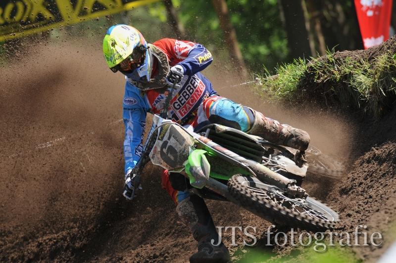 Grand Prix Racing >> MOTOCROSSPLANET.NL - Beenbreuk voor Herjan Brakke