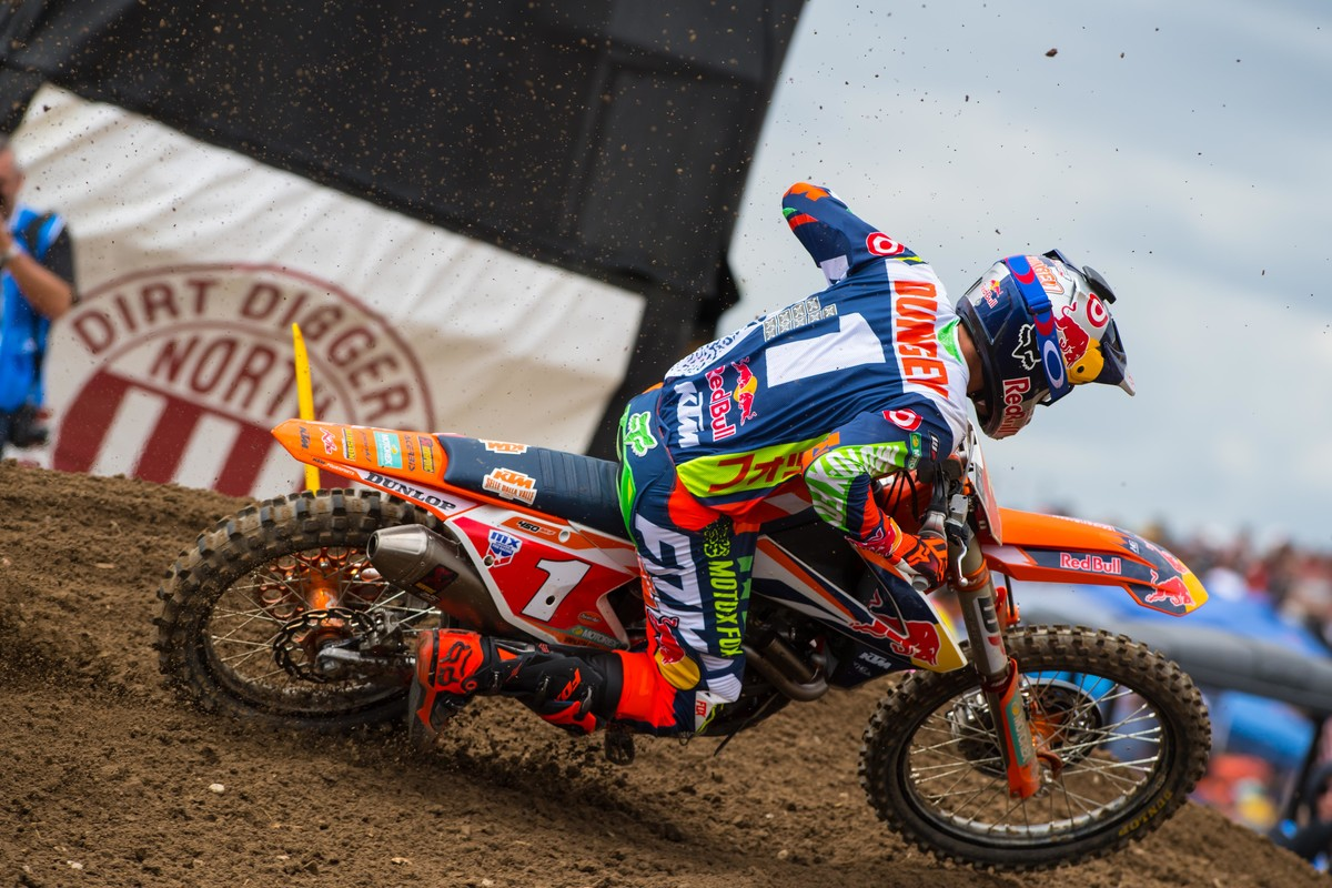 MOTOCROSSPLANET.NL - Movie: Motocross Champion Ryan Dungey ...
