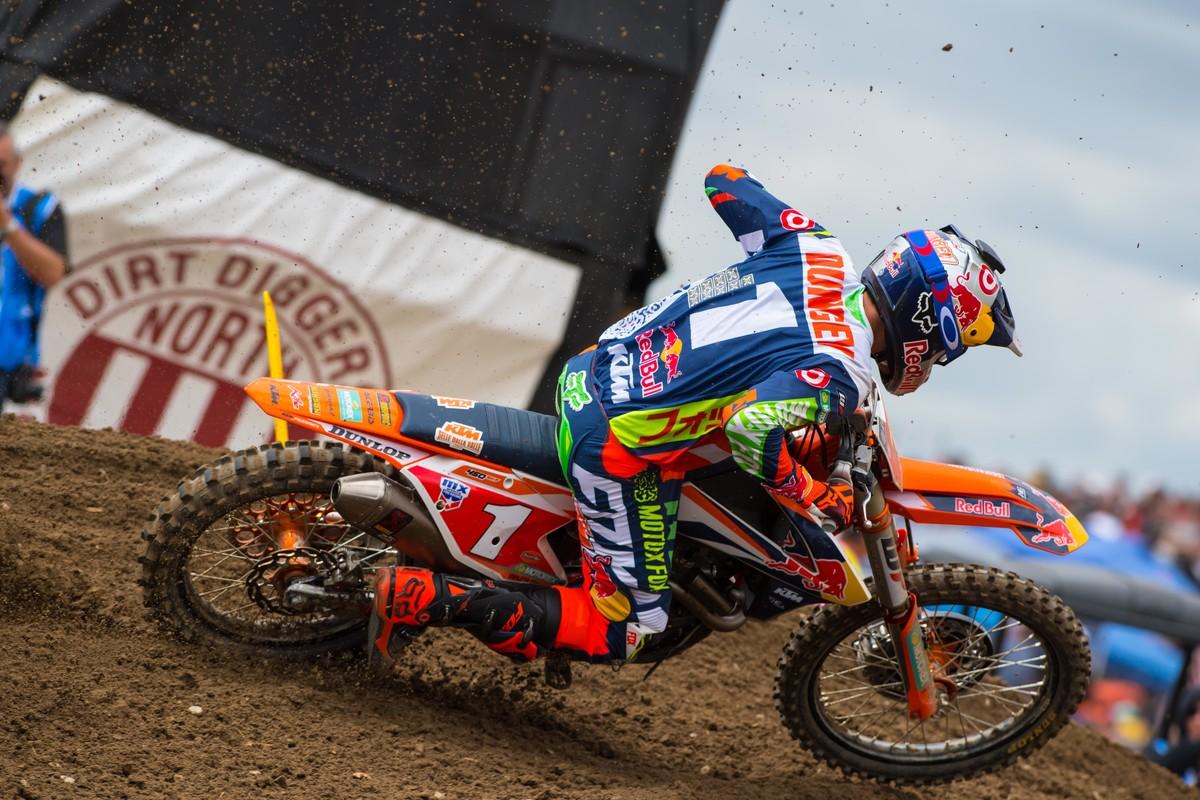 MOTOCROSSPLANET.NL - Movie: Motocross Champion Ryan Dungey ...