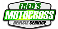 Fred\'s MX Revisie